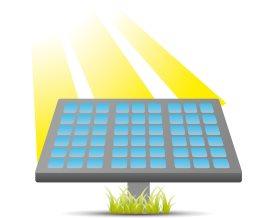 Besparen met de zon