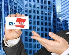 CV•Slim zakelijk