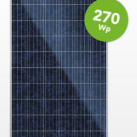 Canadian Solar 270 Wp Poly